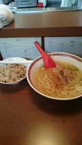 Ramen&torimeshi