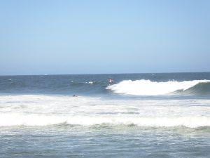 そこに波があるからさ