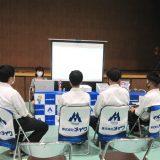 相馬農業高等学校 企業説明会に参加しました